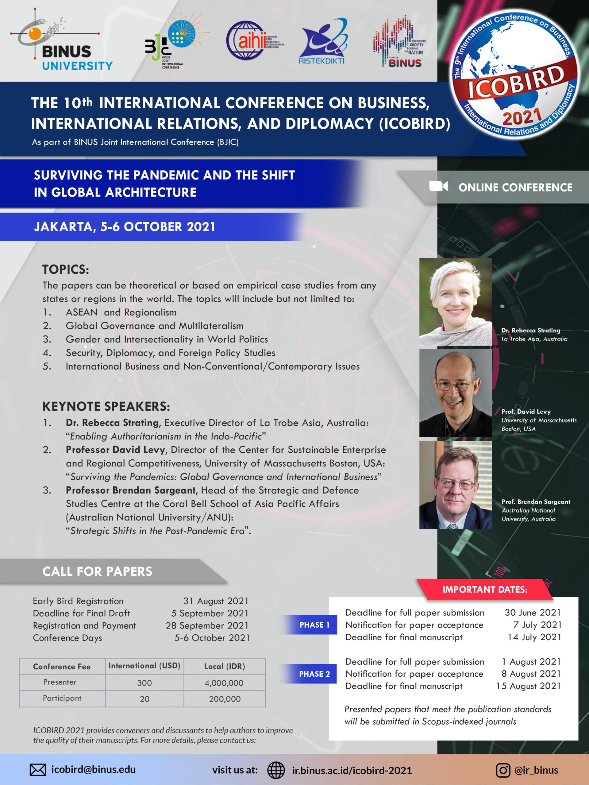Conference Homepage Image